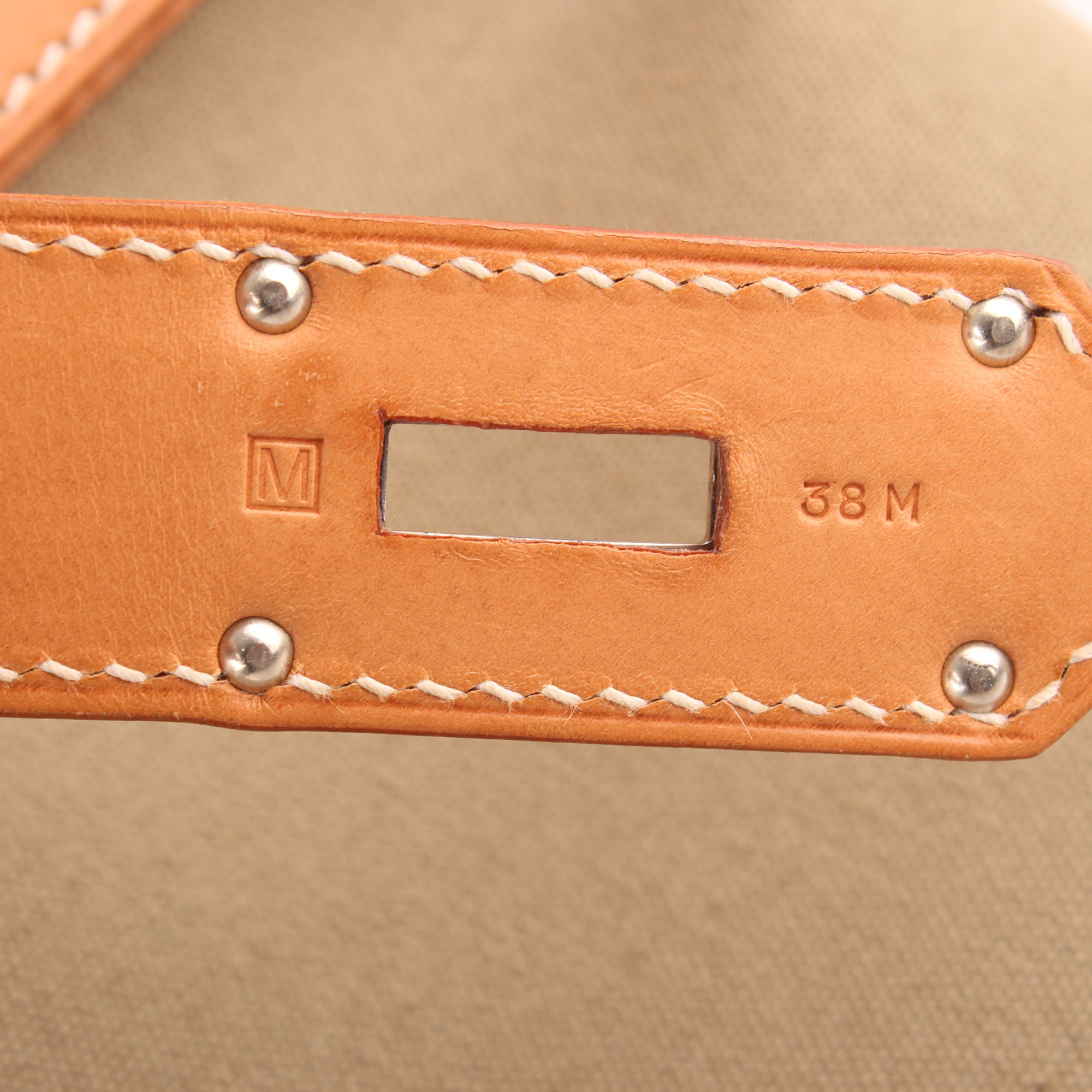 079b070a090 Imagen de la referencia de la bolsa de viaje hermès haut à courroies lona militar  verde