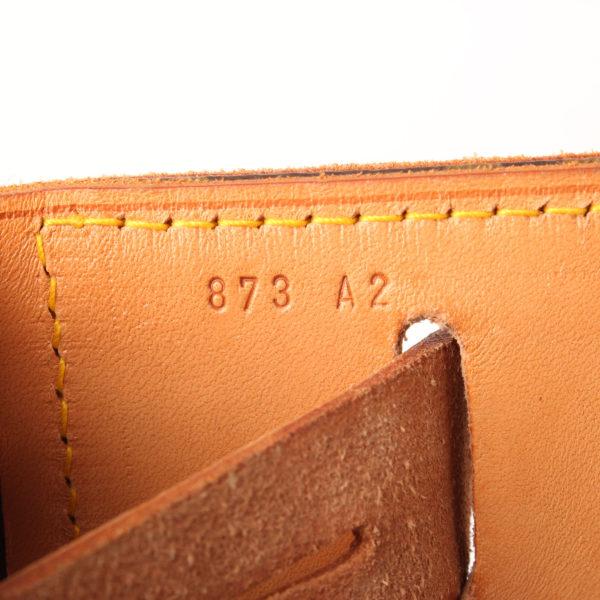 Imagen de la referencia de la bolsa de viaje louis vuitton steamer bag 45 monogram piel natural
