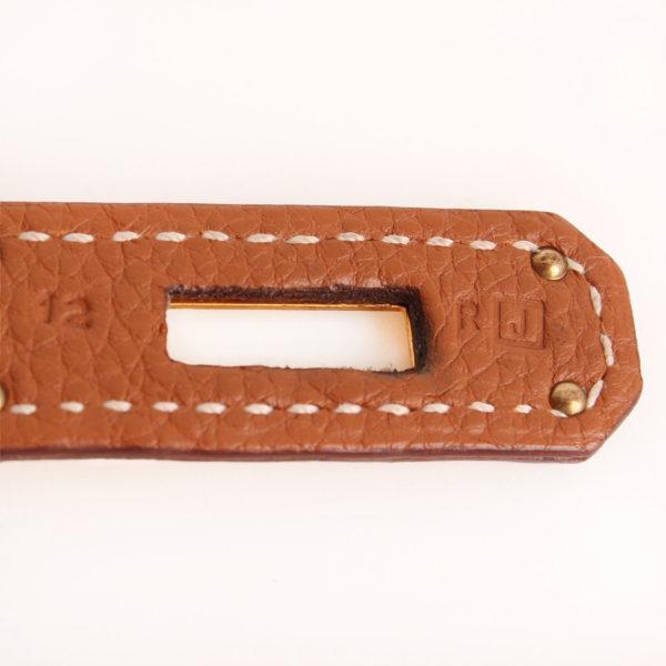 Imagen de la referencia del bolso hermès birkin 35 en piel granulada