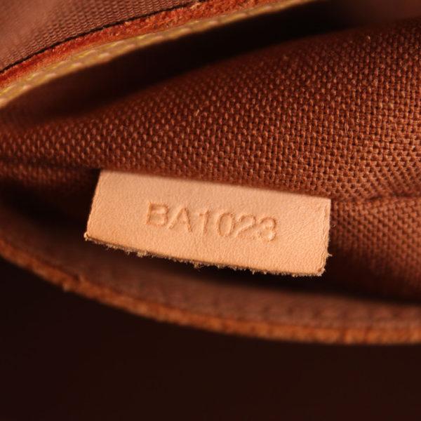 Imagen de la referencia del bolso louis vuitton alma pm monogram