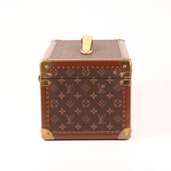 Imagen del lado 1 del louis vuitton cofre neceser vanity case monogram vintage caja farmacia