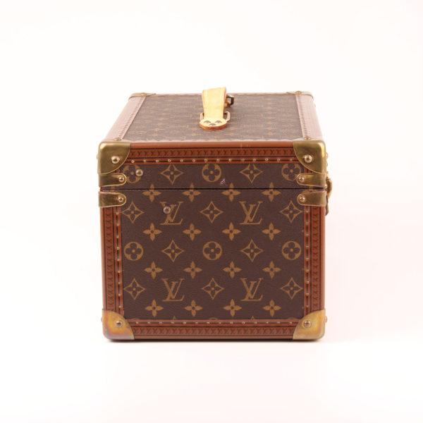 Imagen del lado 2 del louis vuitton cofre neceser vanity case monogram vintage caja farmacia