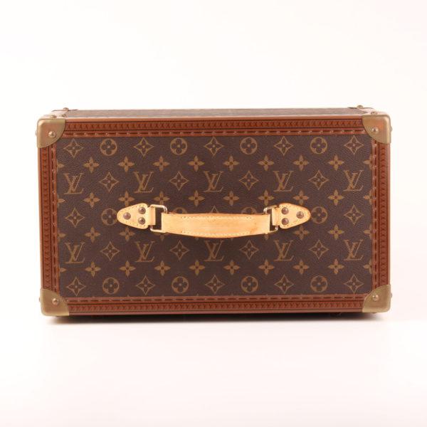 Imagen de la tapa del ouis vuitton cofre neceser vanity case monogram vintage caja farmacia
