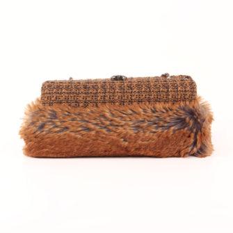 999caab4e12f Chanel Furry Tweed Wallet I CBL Bags