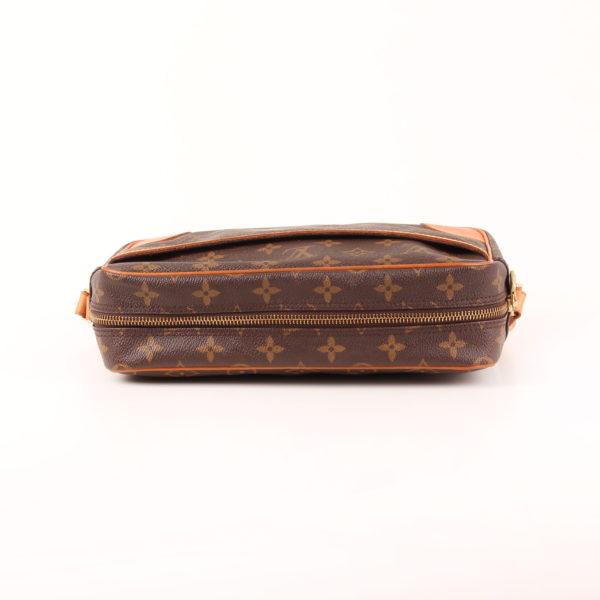Imagen de la cremallera del bolso bandolera louis vuitton trocadéro 27 mm monogram