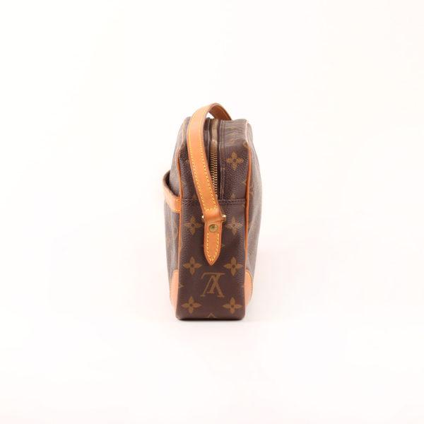 Imagen del lado 1 del bolso bandolera louis vuitton trocadéro 27 mm monogram