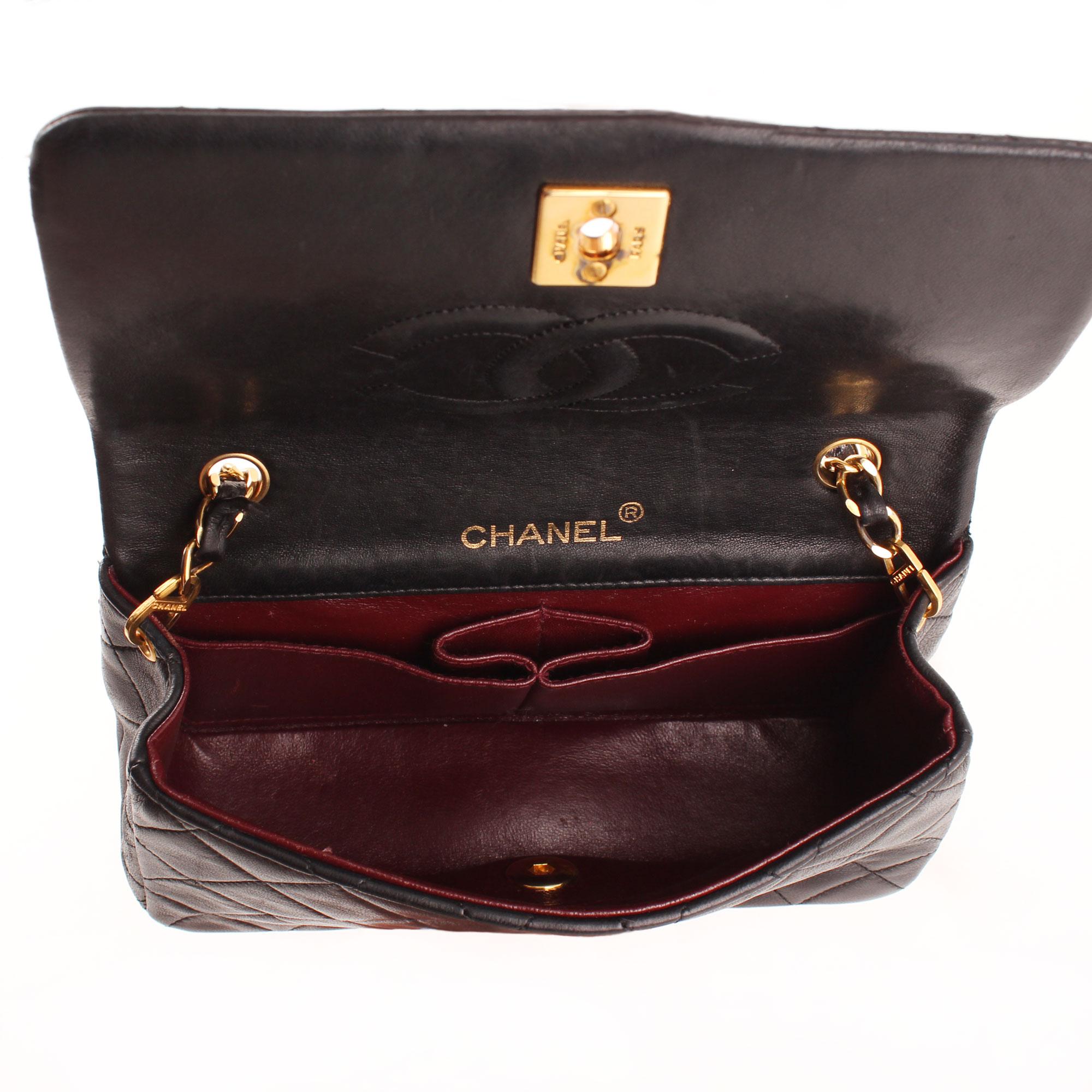 Chanel Vintage Timeless Flap Bag I Cbl Bags