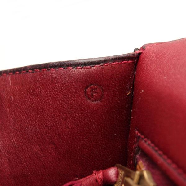 Imagen de la referencia del bolso hermès constance mm 23 croco porosus