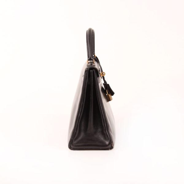 Imagen del lado 1 del bolso Hermès Kelly 32 en piel de ternero