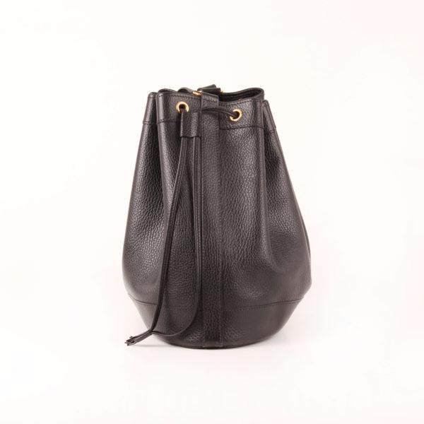 Imagen del lado 1 del bolso hermès market bucket bag togo