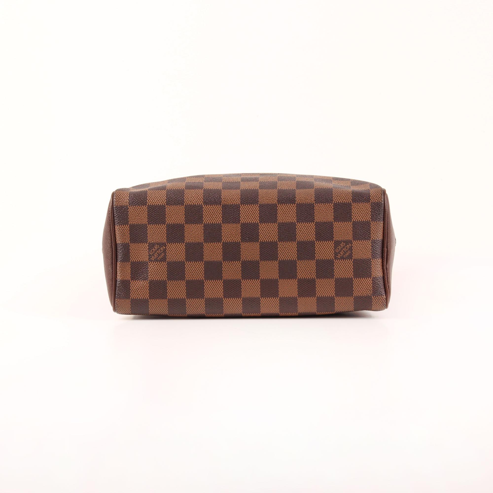 ded30cdefea7 Imagen de la base del bolso louis vuitton brera damier ébène marrón