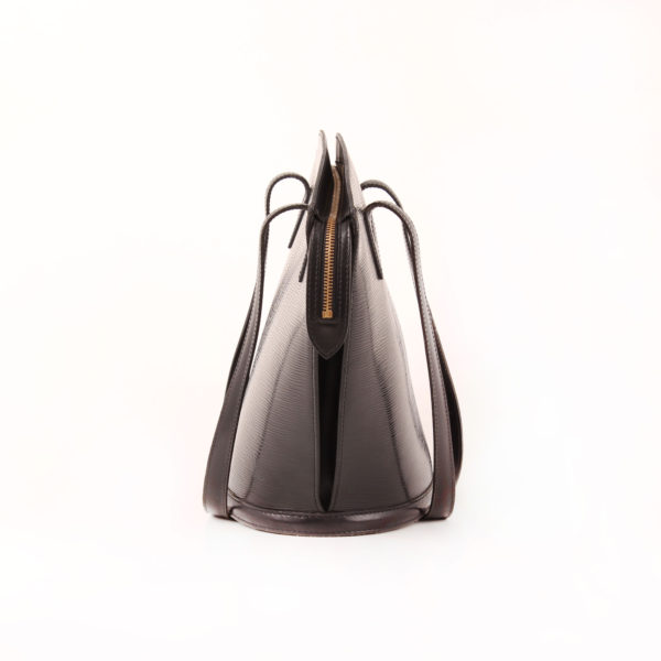 Imagen del lado 1 del bolso louis vuitton saint jacques gm épi negro