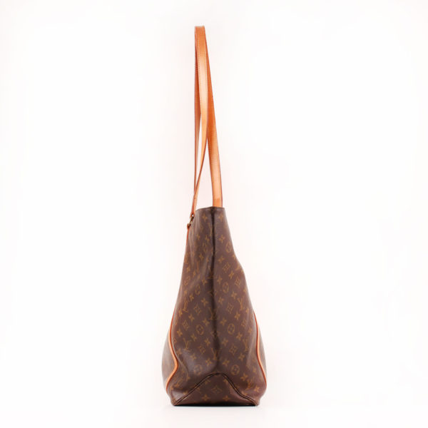 Imagen del lado 1 del bolso louis vuitton grand shopping monogram