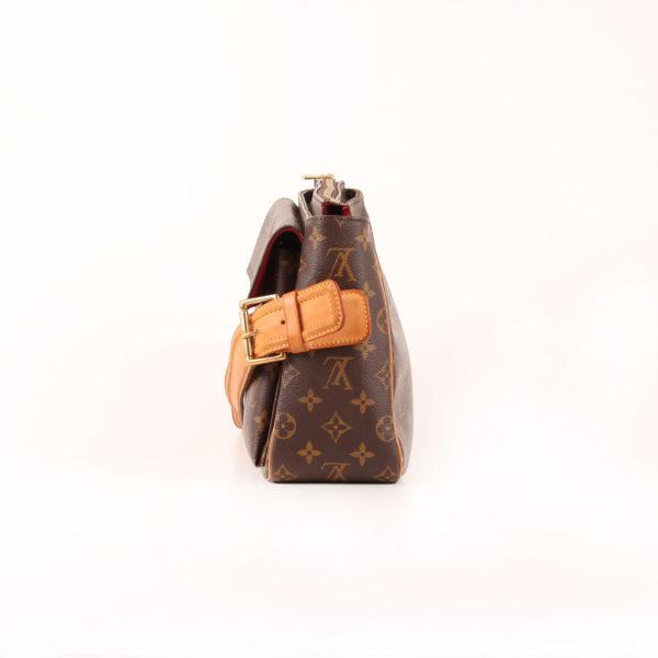 Imagen del lado 1 del bolso louis vuitton viva-cité gm monogram
