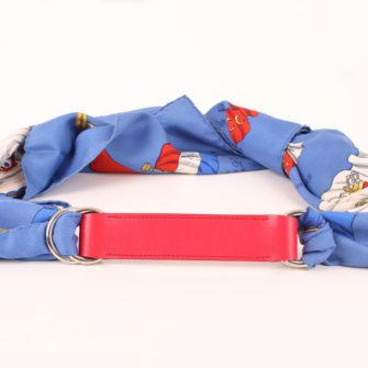 Imagen del hermes romance accesorio cinturón hebilla con pañuelo
