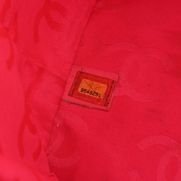 Imagen del serial del bolso chanel cambon tote shopping