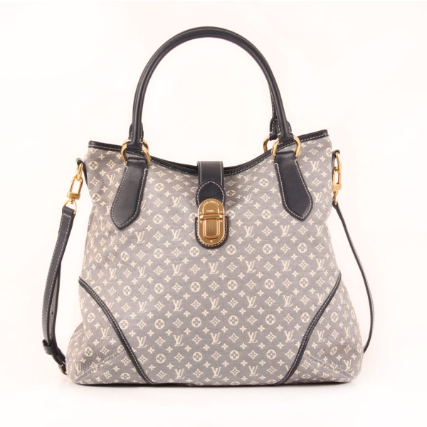 Image of the of louis vuitton idylle azul bag