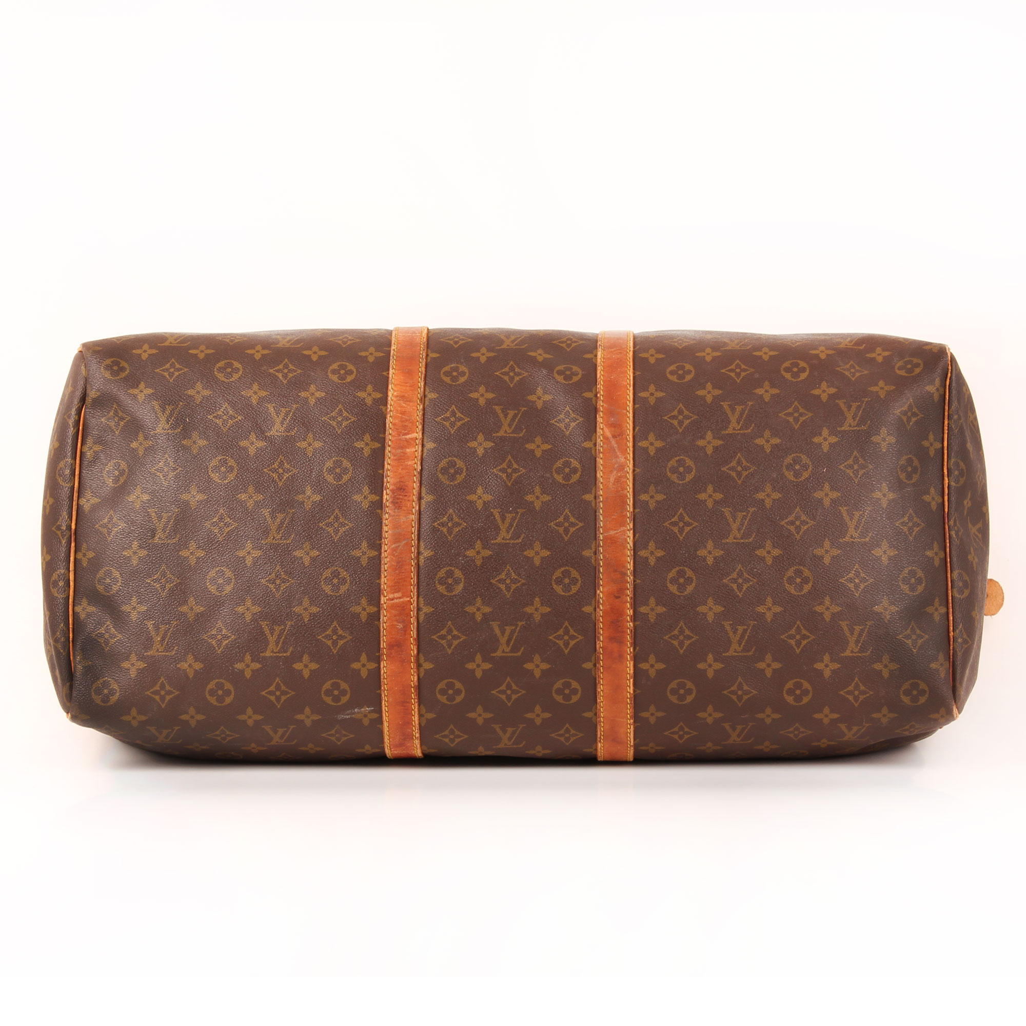 0724f2441 Imagen de la base de la bolsa louis vuitton keepall monogram 60