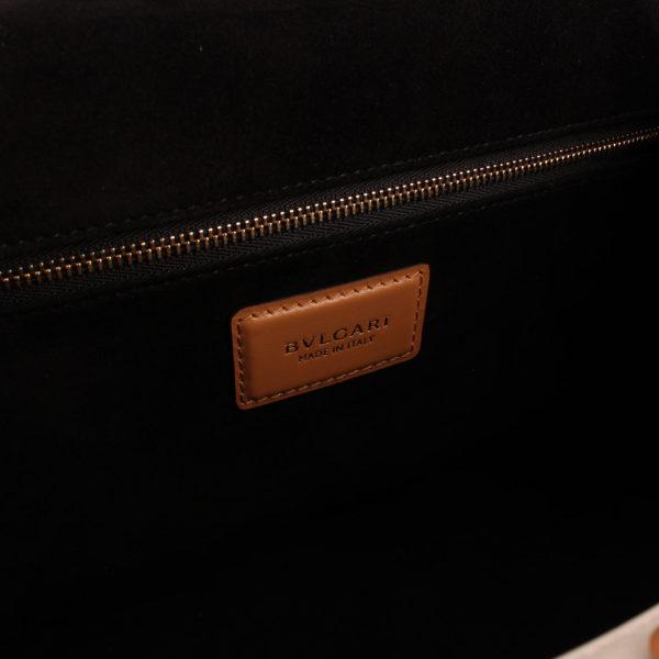 Imagen de la marca del bolso bulgari scaglie