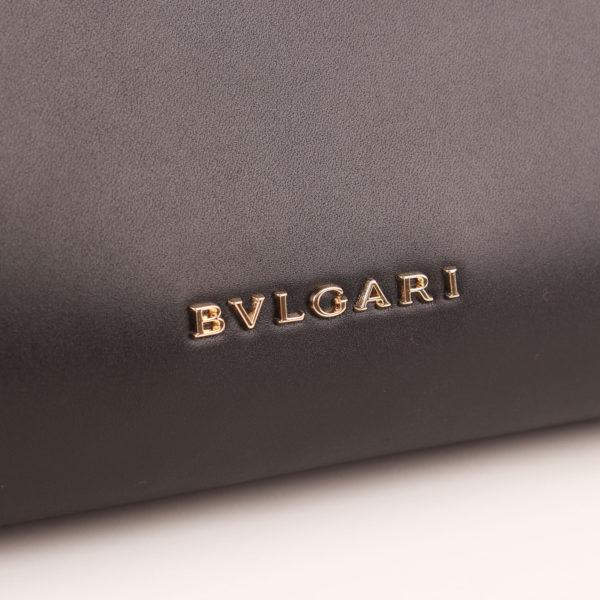Imagen de la marca frontal del bolso bulgari scaglie