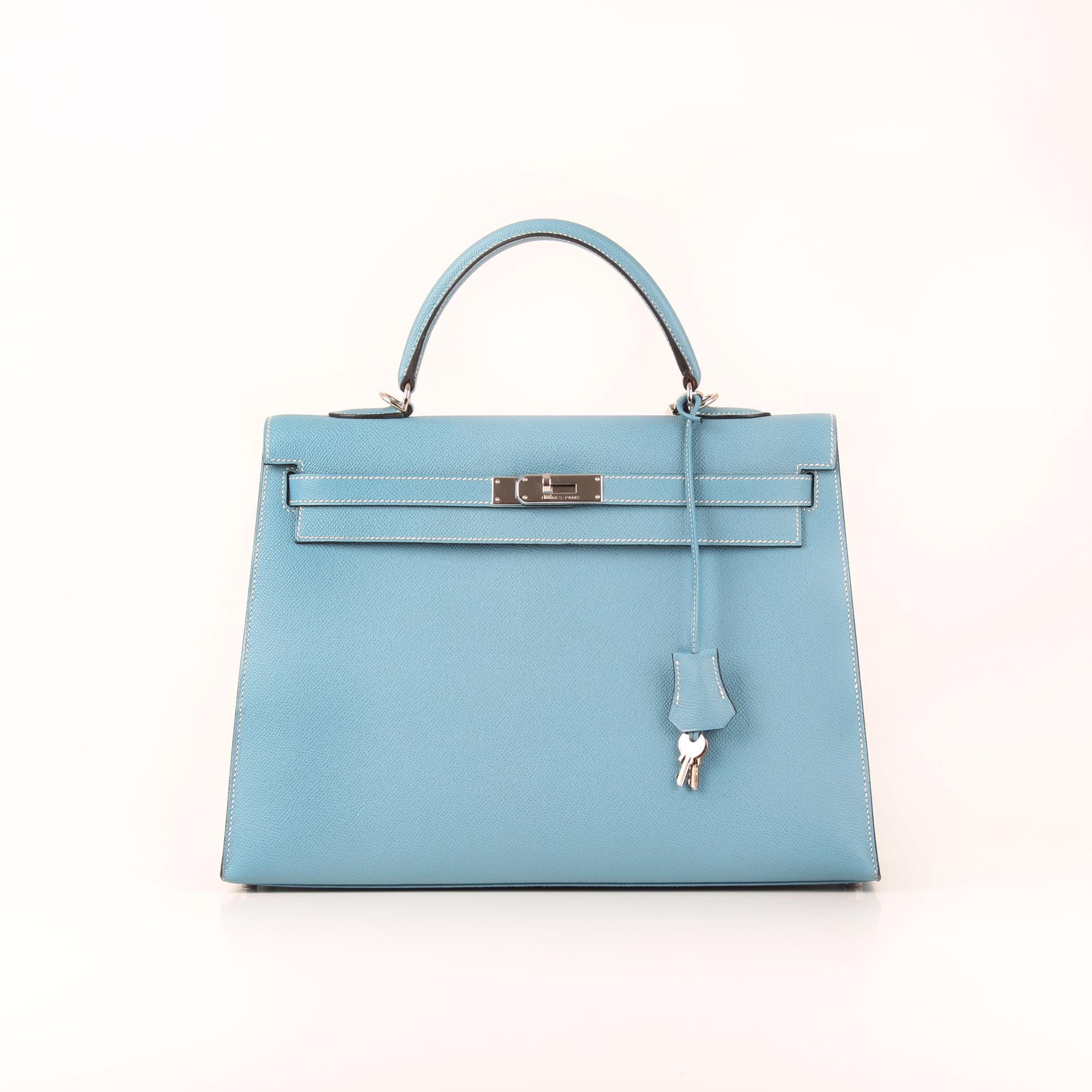 herm s kelly 35 celeste blue cbl bags. Black Bedroom Furniture Sets. Home Design Ideas