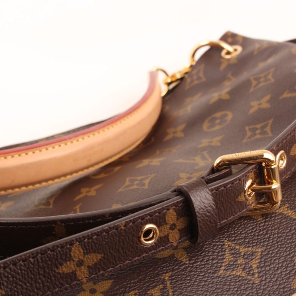 Imagen del bolso louis vuitton metis monogram