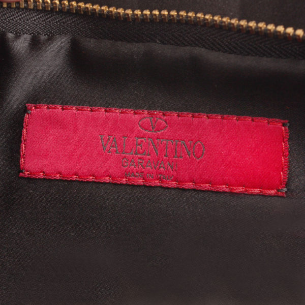 Imagen de la marca del bolso valentino loop clutch