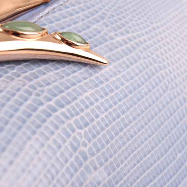 Imagen de la piel del bolso bulgari hypnotic serpenti