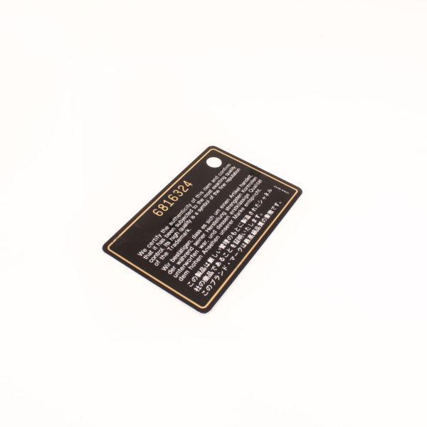 Imagen de la tarjeta del bolso chanel wild stitch black