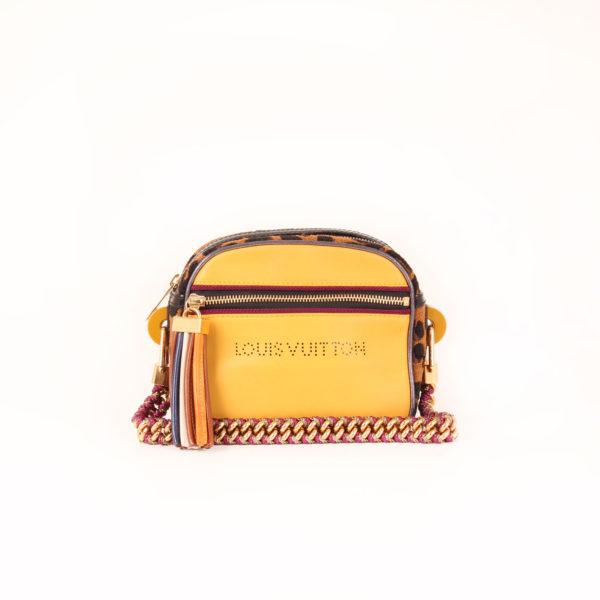 Imagen delantera del bolso louis vuitton savane