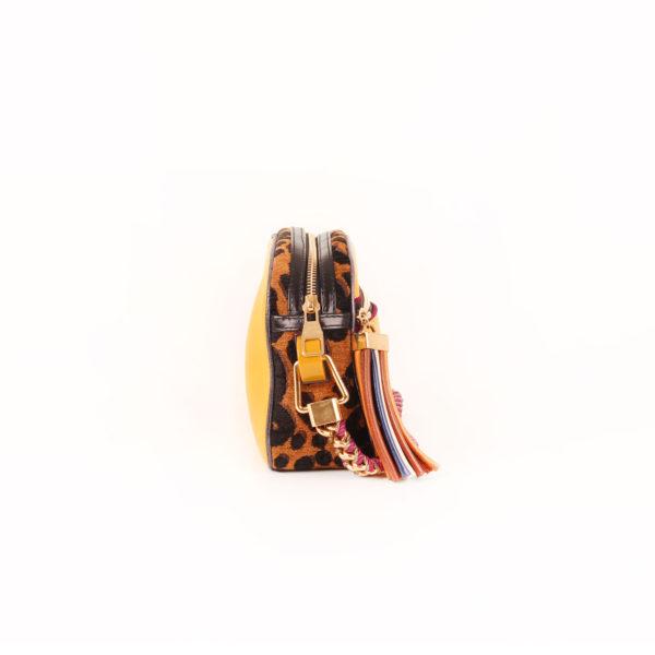 Imagen del lado 1 del bolso louis vuitton savane