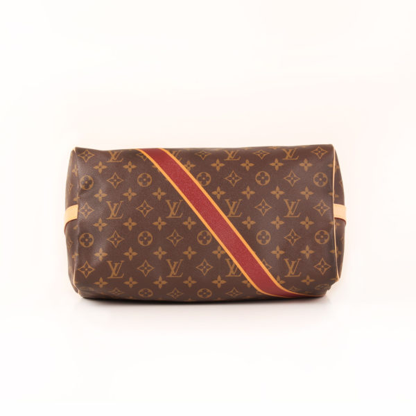 Imagen de la base del bolso louis vuitton speedy 35 mon monogram