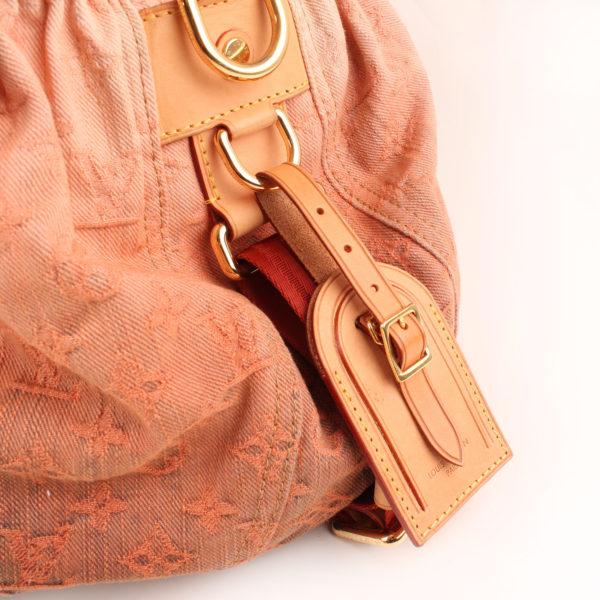 Imagen del identificador del bolso louis vuitton sunrise denim