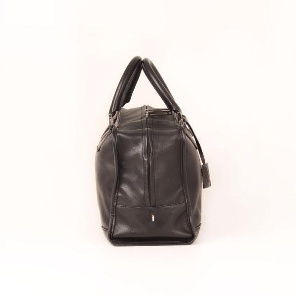 Imagen del lado 1 del bolso loewe amazona negro