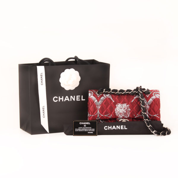 Extras image of chanel brocade bag