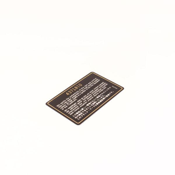 Imagen de la tarjeta del bolso chanel mini single negro