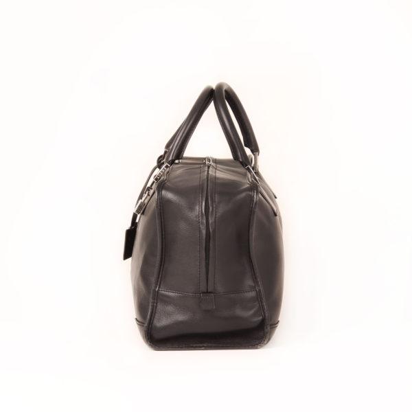 Imagen del lado 2 del bolso loewe amazona negro