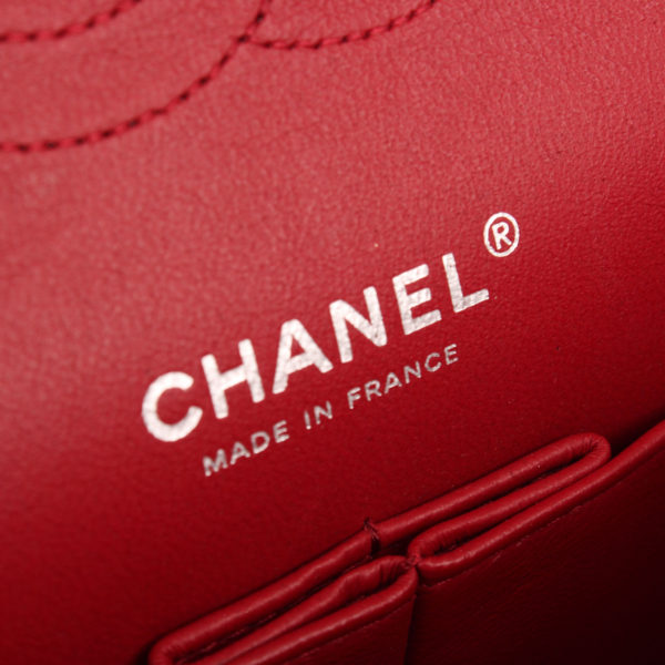 Brand image of chanel brocade bag