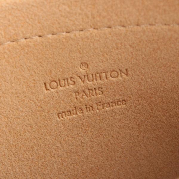 Imagen de la marca de la pochette LV damier azur