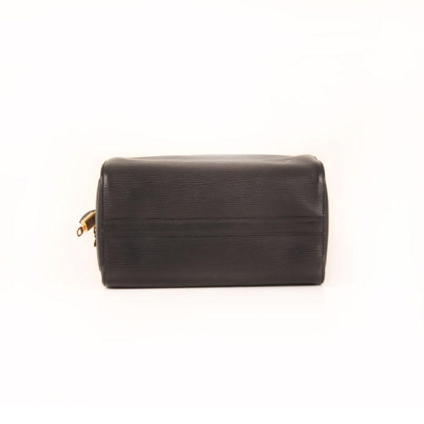 Imagen de la base del bolso louis vuitton speedy 28 epi negro