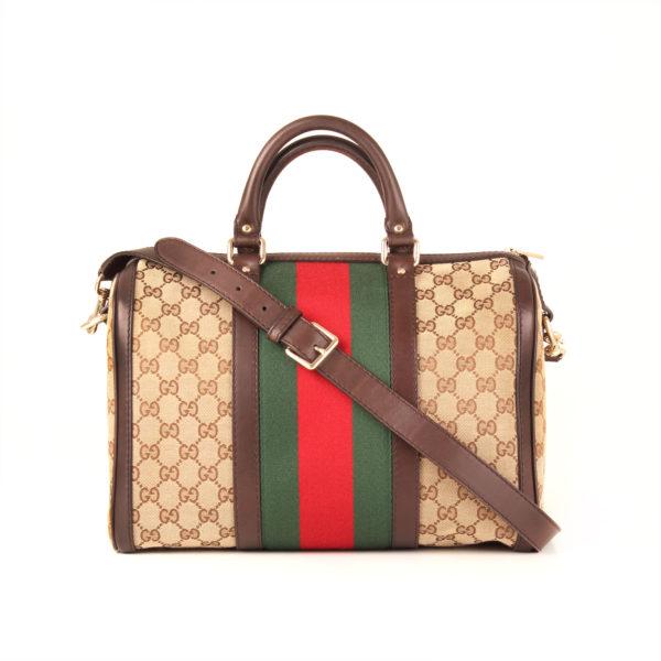 Strap image of gucci boston bag strap
