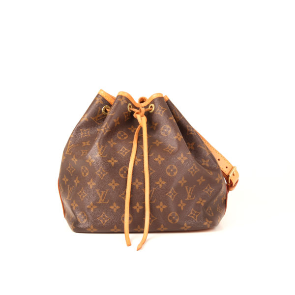 Imagen frontal 2 del bolso louis vuitton noe monogra