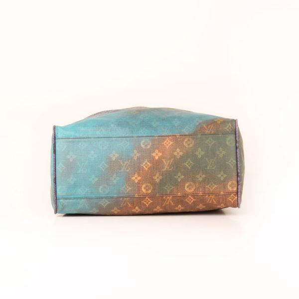 Imagen de la base del bolso louis vuitton prince