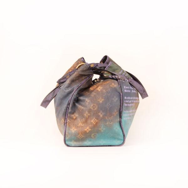 Imagen del lado 1 del bolso louis vuitton prince