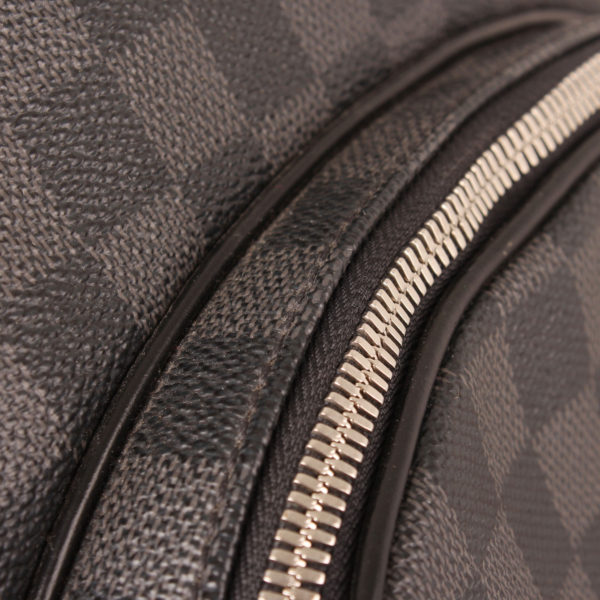 Detail image of louis vuitton backpack michael