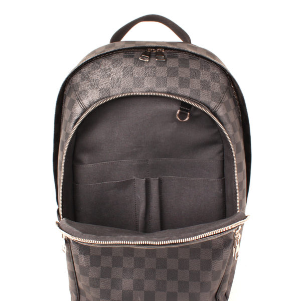 Interior 1 image of louis vuitton backpack michael