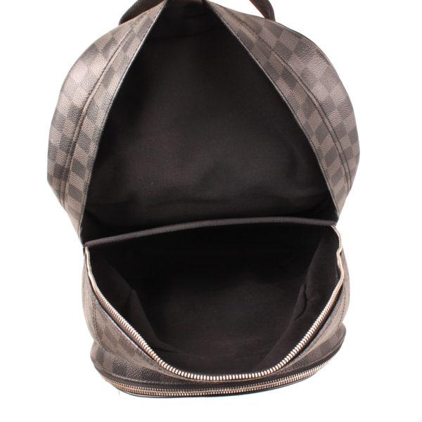 Imagen principal del interior de la mochila louis vuitton michael