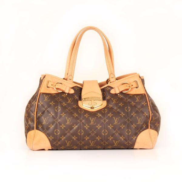 Front image of louis vuitton etoile bag