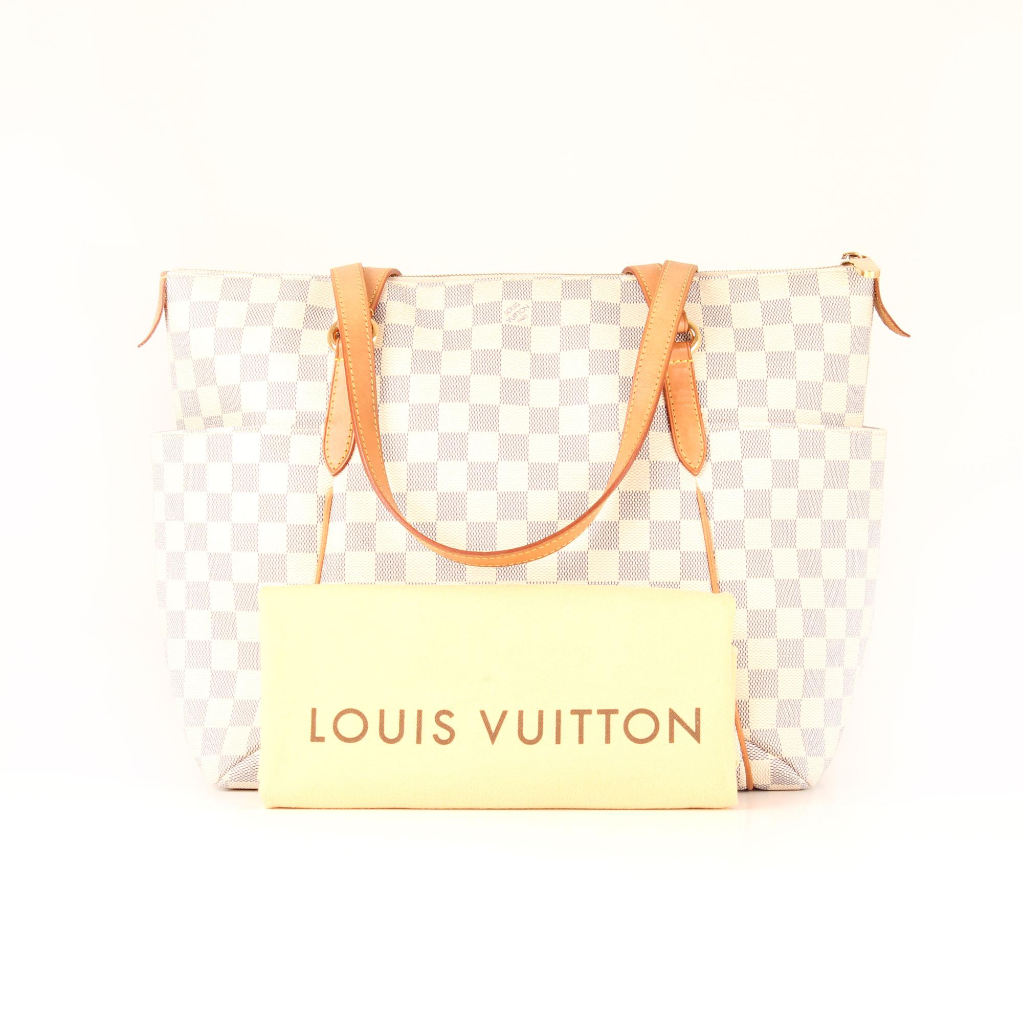 43880d555 Louis Vuitton Totally MM Damier Azur | CBL Bags