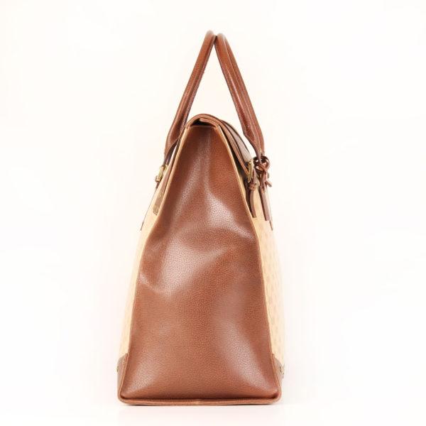 gucci-travel-bag-side-gg canvas